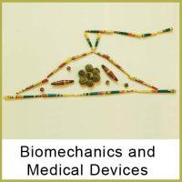 BIOMECHANICS AND BIOMEDICAL DEVICES
