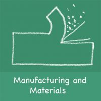 MANUFACTURING AND MATERIALS