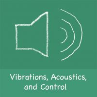 VIBRATION, ACOUSTICS AND CONTROL